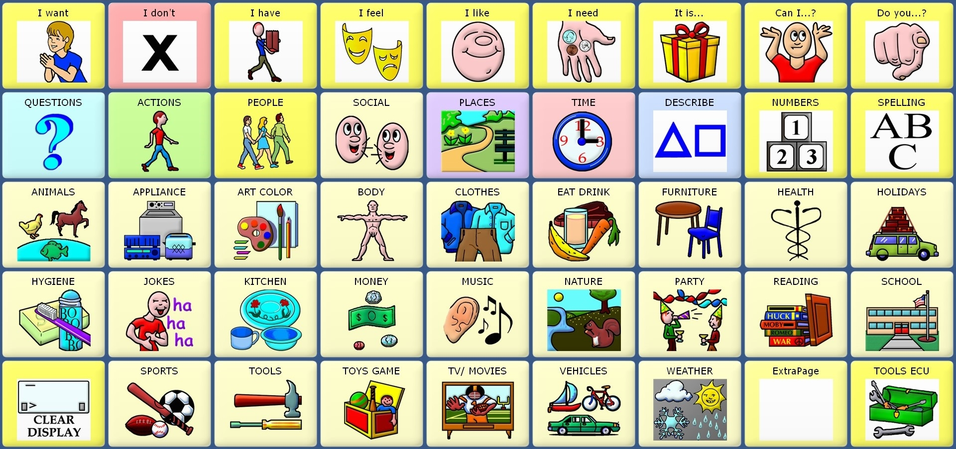 Picture WordPower Phrases and Categories 45