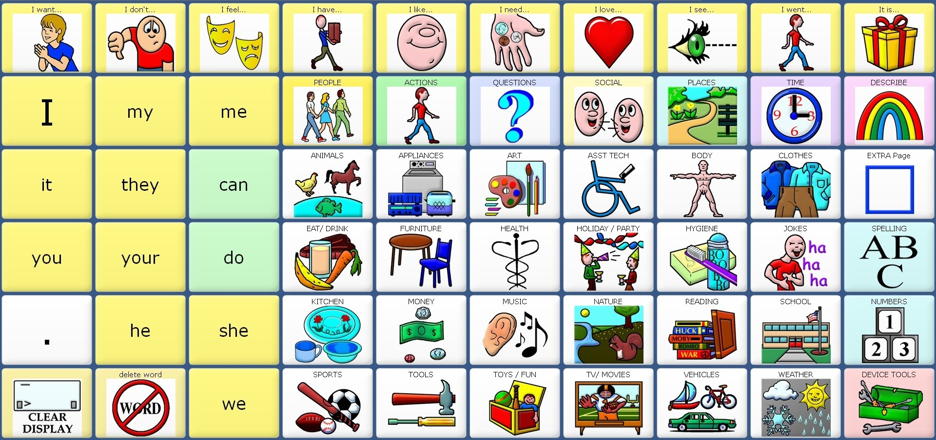 Picture WordPower Phrases and Categories 60
